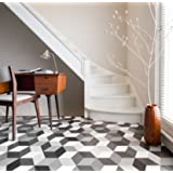 eXtreme® Vinyl Flooring - TOP QUALITY SLIP RESISTANT VINYL FLOORING - Kitchen & Bathroom Vinyl Floors - 3 metres wide choose your own length in 1 foot units