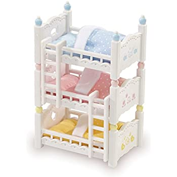 Amazon Calico Critters Loft Bed Toys & Games