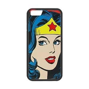 High Quality {YUXUAN-LARA CASE}Super DC Hero Wonder Woman For Apple Iphone 6 Plus 5.5 inch screenSTYLE-3