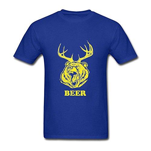 RIOT Macs BEER T Shirt product image