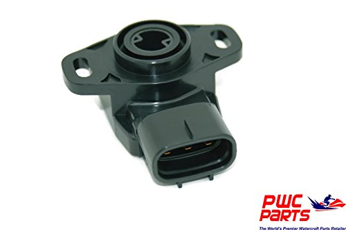 Throttle Yamaha (Yamaha 68V-85885-00-00 Throttle Sensor Assy; Outboard Waverunner Sterndrive Marine Boat Parts)