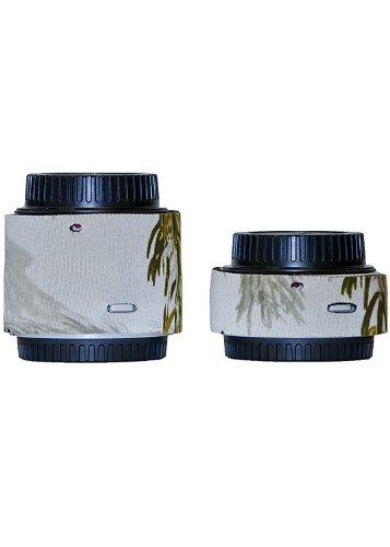 LensCoat LCEX3SN Canon Extender Set III Lens Cover (Realtree AP Snow)