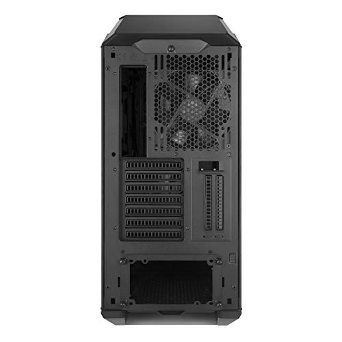 Cooler Master MasterCase H500M ATX Mid-Tower, four tempered