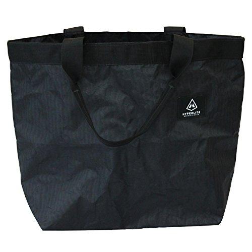 応援する吸収サスペンド(ハイパーライトマウンテンギア) HYPERLITE MOUNTAIN GEAR 682 BLACK MEDIUM TRAIL TOTE BAG ブラックトレイルトートバッグ [並行輸入品]