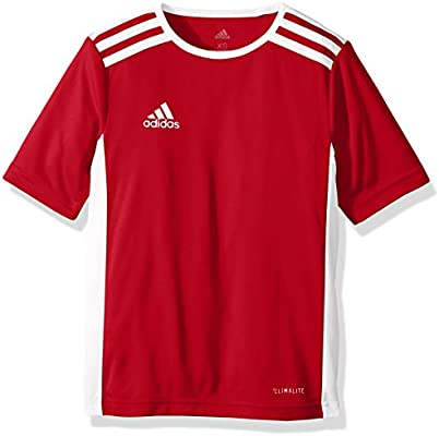 e038d0a85dbc2 Amazon.com   adidas Youth Entrada 18 Jersey