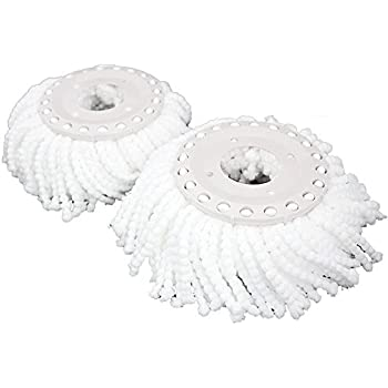 Amazon Com Spin Amp Go Pro Mop Replacement Mop Head Home
