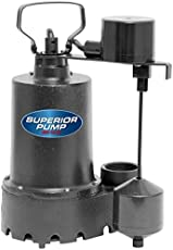 how a sump pump works superior pump