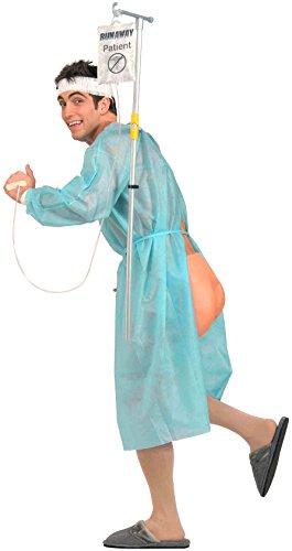 Forum Novelties Runaway Patient Costume