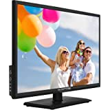 "Sceptre E246BD-F 24"" 1080p 60Hz Class LED HDTV with DVD Player /True 16:9 aspect ratio View your movies as the director intended 1920 x 1080 Full HD resolution"