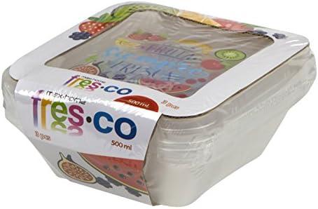 ColorBaby Fruta Fresca Pack con 3 Fiambreras 16383.0: Amazon.es ...
