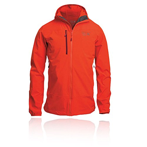 Mountain Hardwear Super Chockstone Hooded Jacket - SS17 - Large - Orange