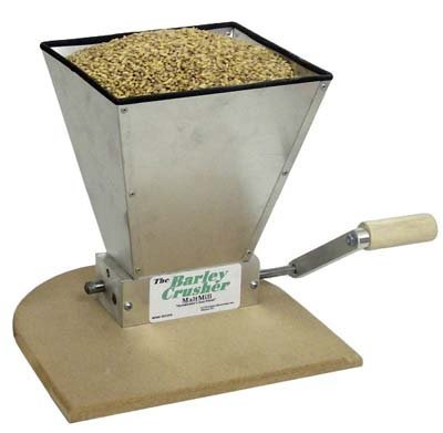 Barley Crusher MaltMill w/ 7 lb Hopper by MSS