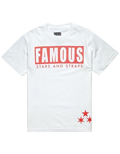 Der Kontrolleur Kasten Grafik T Shirt der Famous Stars And Straps Männer
