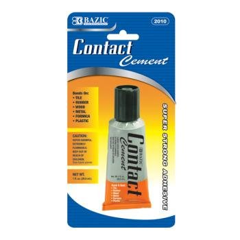 bazic-1-fl-oz-30ml-contact-cement-adhesive-144-pieces-product-descripti