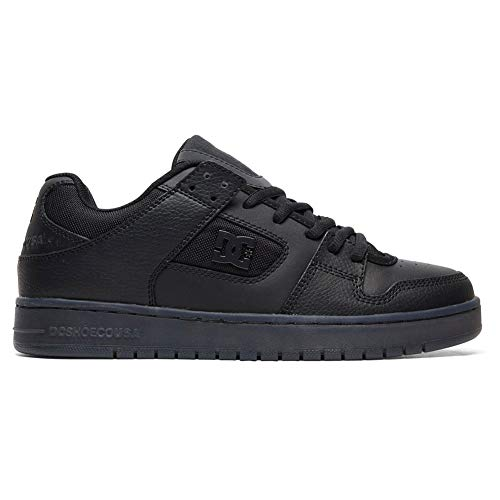 Kkg Dc Men's Sneaker Shoes Low Manteca Black Se Top v0aFUHvZ