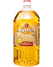 Knife 100% Pure Rice Bran Oil, 2L