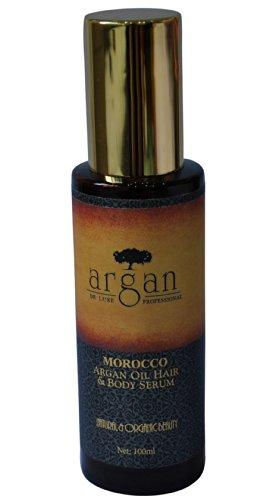Review Pure Argan Oil-Anti Aging