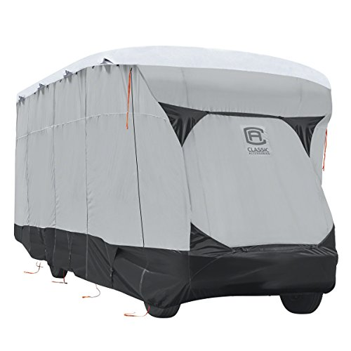 Classic Accessories SkyShield Heavy Duty RV Class C Cover, For 23'-26' L, 122