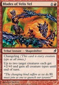 Magic: the Gathering - Blades of Velis Vel - Lorwyn