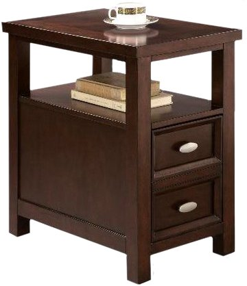 Amazon Com The Furniture Cove New Chairside End Table In