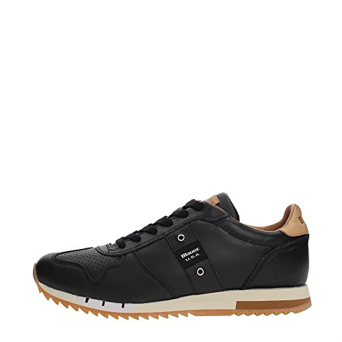 Blauer USA 8SQUINCY01/LEA Sneakers Men Black