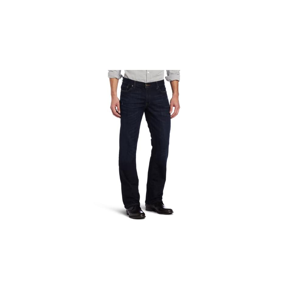 Lucky Brand Mens 221 Original Straight Leg Jean in Dark Kenfield
