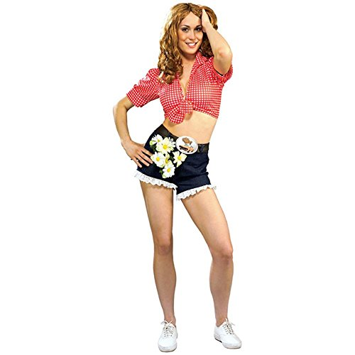 Dukes of Hazzard Daisy Duke Costumes Adult Halloween Costume (Daisy Duke Costume For Adults)