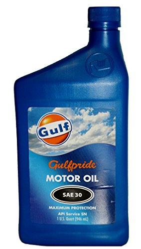 Gulf Gulfpride Motor Oil Collectibles