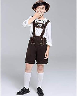 COSOER Disfraz De Niño del Oktoberfest para El Día del Niño,Alpes ...