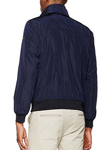 Hackett London Herren Jacke blau blau Einheitsgröße