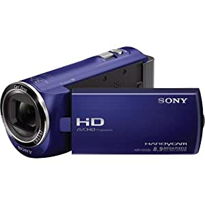 Sony HDR-CX220/L High Definition Handycam Camcorder with 2.7-Inch LCD (Blue) (Discontinued by Manufacturer)