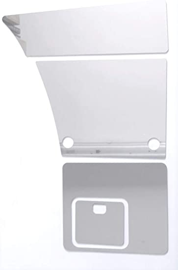 TRUCKDANET Accessori in acciaio INOX per camion MAN contorno maniglia
