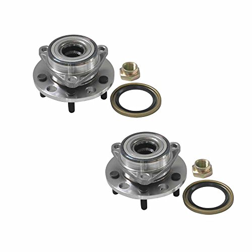 DRIVESTAR 513016x2 Pair:2 Front LH & RH Wheel Hub & Bearings for Chevy Pontiac Olds Cadillac Buick