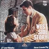 West Side Story LASERDISC (NOT A DVD!!!) (Full Screen Version) Format: Laser Disc