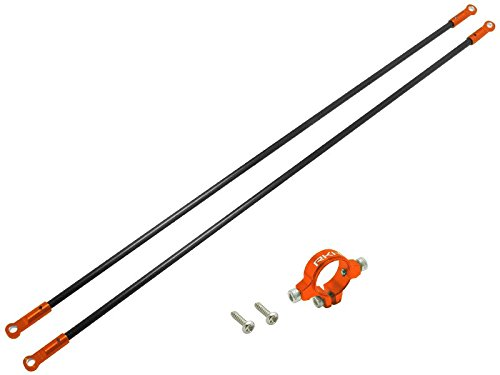 Rakon Blade 230S CNC AL Tail Boom Support Set (Orange) - 230S812-O