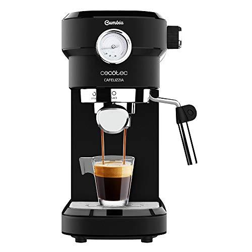 Cecotec – Express Handleiding Koffiemachine Cecotec Cafelizzia 790 Black Pro 1,2 L 20 bar 1350W – Zwart