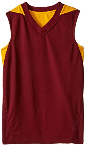 Camiseta de baloncesto reversible Teamwork Youth Turnaround