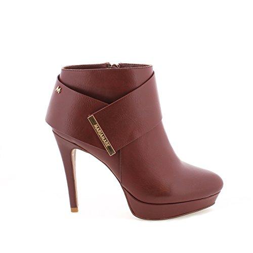 MARIA MARE - 61024 - Dressed Stiefelettenn frau - Größe: 41 - Farbe: Bordeauxrot