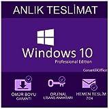 Windows 10 Pro 32/64bit Lisans Anahtarı - RETAİL KEY