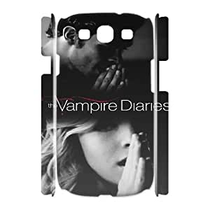 The Vampire Diaries DIY 3D Case for Samsung Galaxy S3 I9300, 3D Custom The Vampire Diaries Case by lolosakes