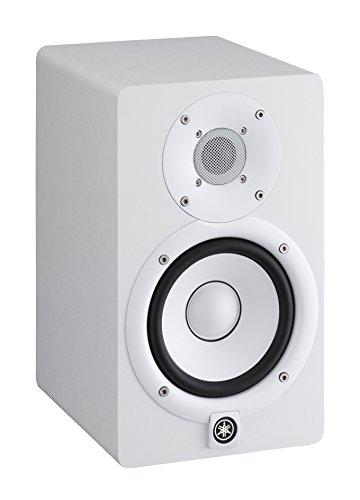 Yamaha HS7 W 6.5-Inch Powered Studio Monitor, White