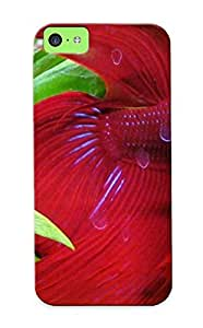 Hot Fashion IPQFOeJ3635Jbhgw Design Case Cover For Iphone 5c Protective Case (freshwater Fish) by mcsharks