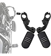 Motorcycle Highway Peg Foot Peg for Softail Sportster Electra Road Glide Road King Street Glide, ...