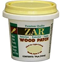 Zar 30906 1/2 Pint Neutral Zar® Wood Patch