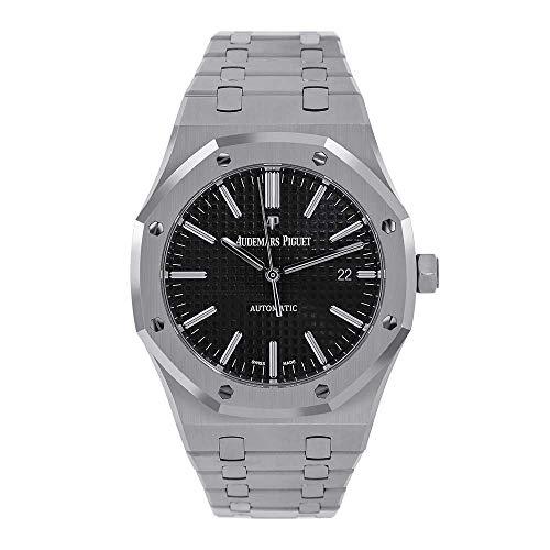 Audemars Piguet Royal Oak Automatic-self-Wind Male Watch 15400ST.OO.1220ST.01 (Certified Pre-Owned)