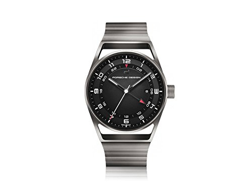 Porsche Design 1919 Globetimer Automatic Watch, GMT, Titanium