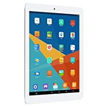 AWOW Google Android Tablet PC Computer Internet Tablet with Wifi Google Play Intel Atom Quad Core Tablets with 9.7 Inch Full HD Large Screen Bluetooth GPS 4G RAM 64G ROM