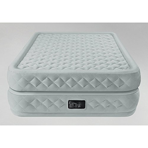 Intex supreme air flow airbed with built in electric pump queen buy online in uae sporting - Matelas gonflable medical ...