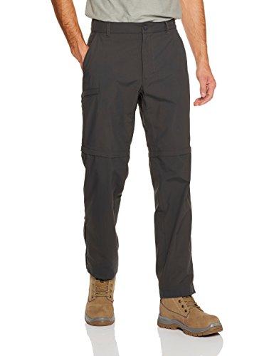 The North Face Men's Horizon 2.0 Convertible Pant Asphalt Grey 32 x REG 32