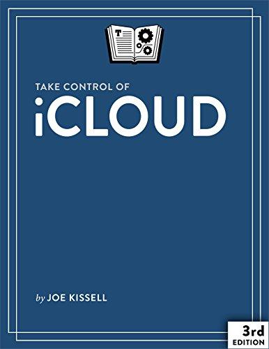 Take Control of iCloud Pdf